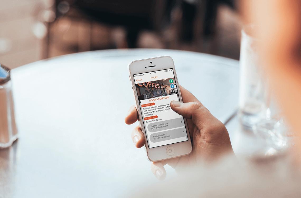 Buzzoek iOS app