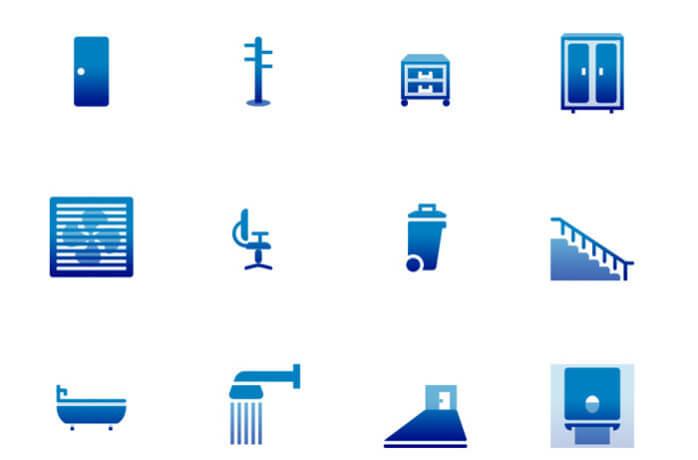 Hago Zorg app icons