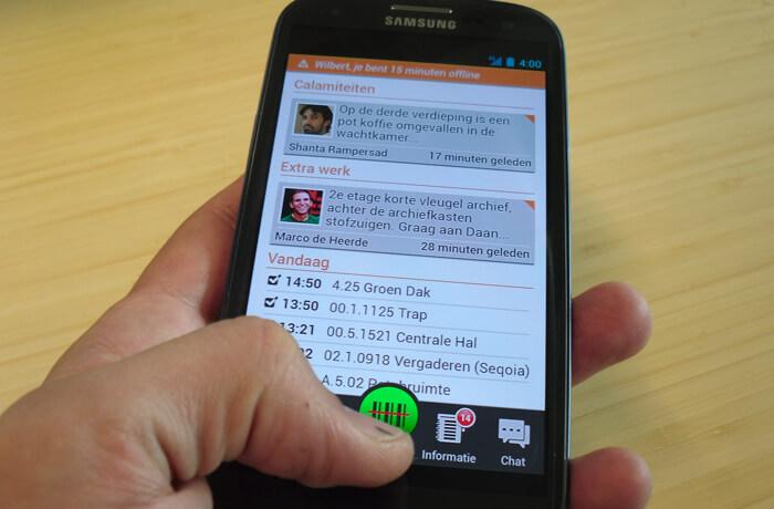Hago Zorg app