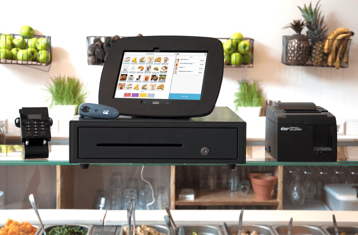 CashOrCard tablet app